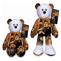 ELVIS PRESLEY BEAR #03 Collectible Elvis Plush Bear - ELVIS 50TH ANNIVERSARY