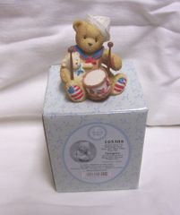 CHERISHED TEDDIES: 2001 Cherished Teddies Collectible by Enesco - GREGORY