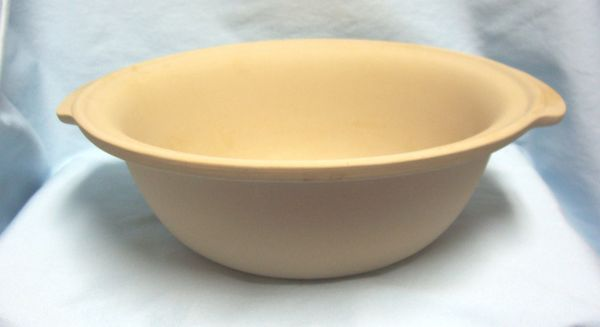 Pampered Chef Large Retired Stoneware Baking Bowl #1450 | Gifts and ...