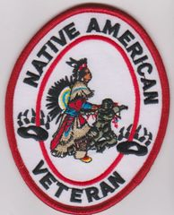 NATIVE AMERICAN VETERAN