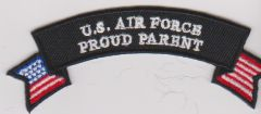 US Air Force Proud Parent