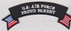 US Air Force Proud Parent