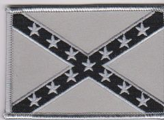 Confederate Flag Gray