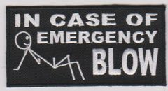In Case Of Emergency Blow