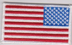 Reverse American Flag