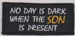 No Day Is Dark
