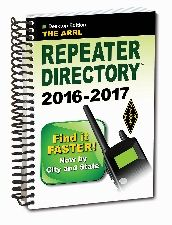The ARRL 2016-2017 Repeater Directory (Desktop Version)