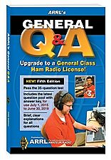 The ARRL General Class Question/Answer License Manual