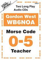 Gordon West 0-5 Morse Code Teacher