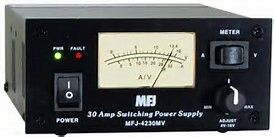 MFJ-4230MV 30 Amp Compact Power Supply