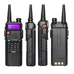 Baofeng UV-5R 7W 7 Watt Dual Band Handie-Talkie