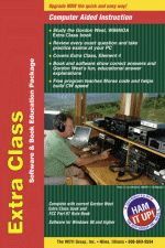 Gordon West Extra Class License Computer Software Study Package