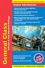 Gordon West General Class License Computer Software Study Package