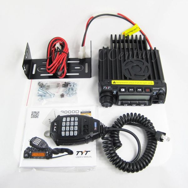 TYT TH-9000D 2M - 2 Meter Mono-Band Mobile