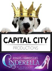 """CCP's Cinderella, The Musical - August 21, 2019 - **Wednesday Encore """"Production-Only"""" Performance**"""