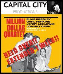CCP's Million Dollar Quartet - February 23, 2019 - Saturday Matinee Theatre
