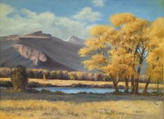 San Luis Valley Autumn 18x24