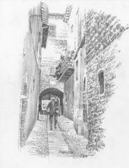 Assisi Alley