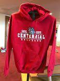 Centennial Bulldogs Hoodies Sweat Shirt [NEW DESIGN]