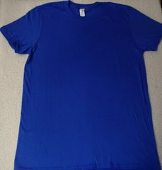 Womens Royal T-Shirt (front only)