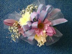 05-AC Choose Color Wrist Corsage