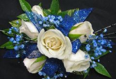 10-WR Choose Color Wrist Corsage