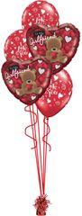 """Valentine's """" Balloon Bouquets"""""""