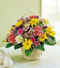 "Mother's Day ""Basket"" Choose Size/Price STARTING AT"