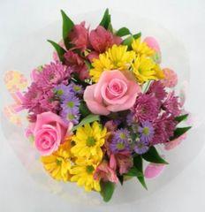 """The Risen"" Bouquet (Choose vase or basket)"