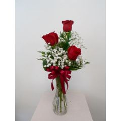 """Mother's Day """"3 Rose Bouquet"""""""
