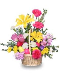 Basket Arrangement (Out of town) Starting at
