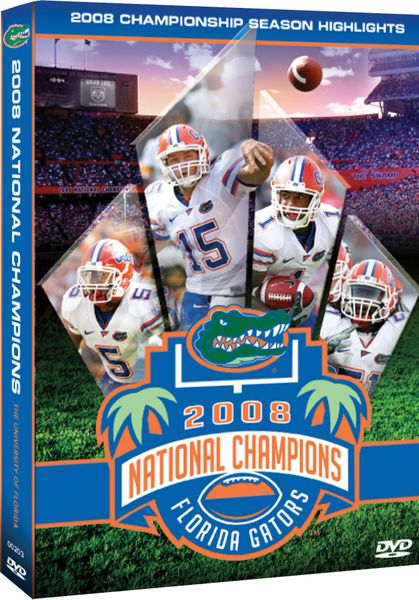 2008 Official Championship Highlights DVD