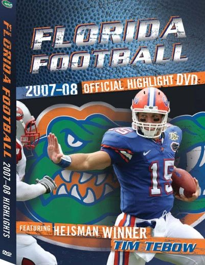 Florida Football 2007 Official Highlight DVD
