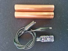 ZAPPER 9 volt BATTERY Dual - 30KHz HULDA CLARK with 5KHz OPTION