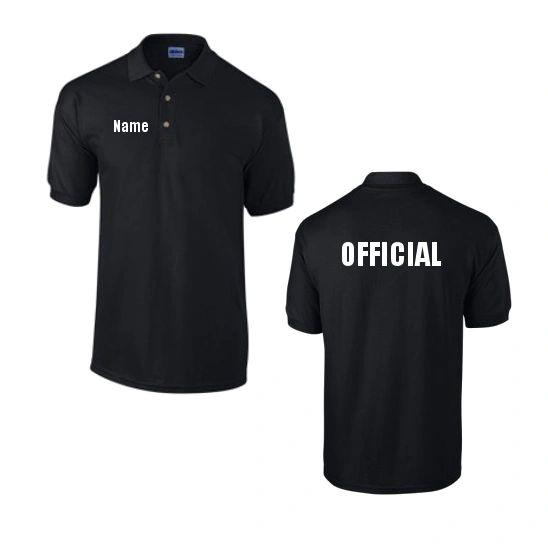 5326aa8b2 Custom Unisex NSO Polo Shirt   Roller Derby City