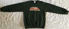 Sweat Shirt (Adult - UGA)
