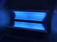 Solar Storm 24R Tanning Bed