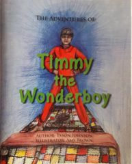 The Adventures of Timmy the Wonderboy