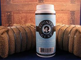Toiletries: Country Gentlemen Talc Powder
