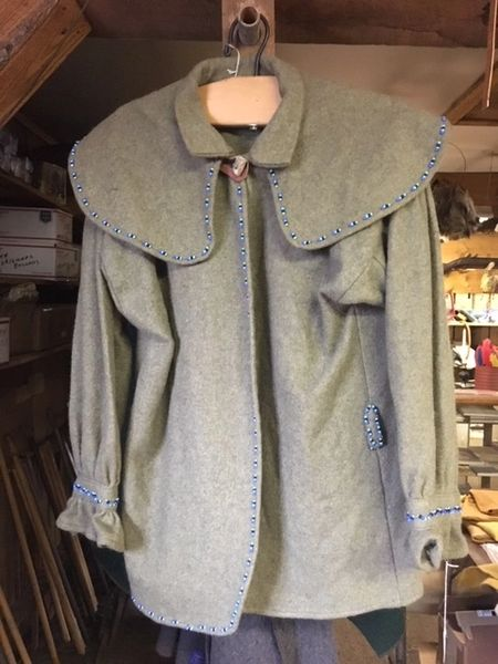 Period Wool Jacket