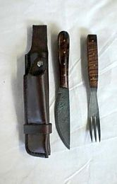 Knife and Fork Set