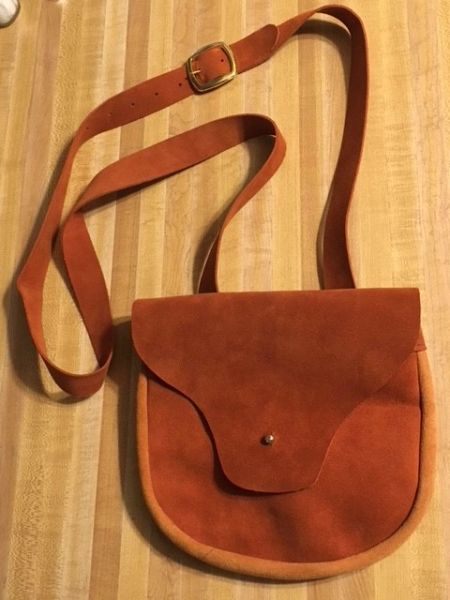 Cooperstown Leather Possible Bag
