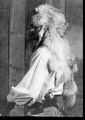 Pattern - (U) Frontiersman Fur Hat