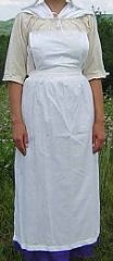 Ladies Pinner Apron