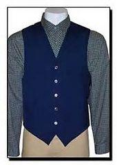 Pattern - (M) Men's Waistcoat and Vest
