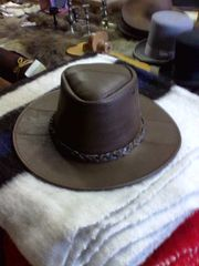 Hats - Leather