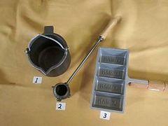 Ingot Casting Components