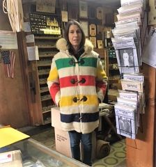 Hudson Bay Wool Parka - SOLD