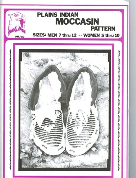 Pattern - (U) Plains Indian Moccasins