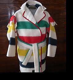 Pattern - (U) Blanket Capote
